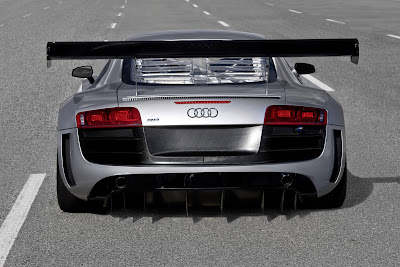 Audi R8 GT3 2010 4