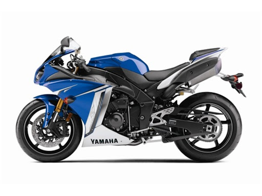 yamaha r1 blue bike - photo #35