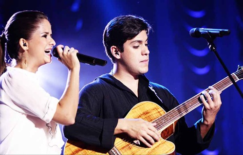 Maria Cecília & Rodolfo fazem sua estreia (Crédito: Divulgação)