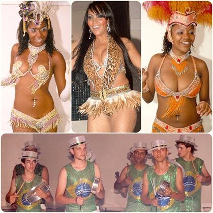 Feijão com Samba - Mulatas
