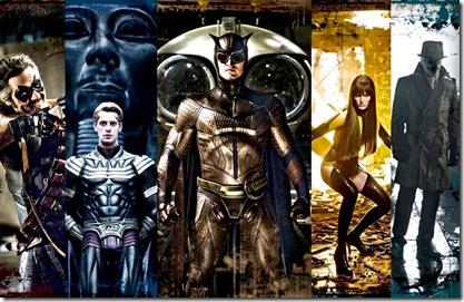 Cine - Watchmen