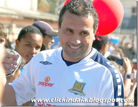 O volante Rogério, ex-Corinthians (Crédito: Fábio Alexandre)