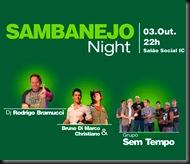 Sambanejo NIGHT