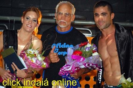Os vencedores do Miss & Mr. Fitness, na Zoff Club (Crédito: Fábio Alexandre)