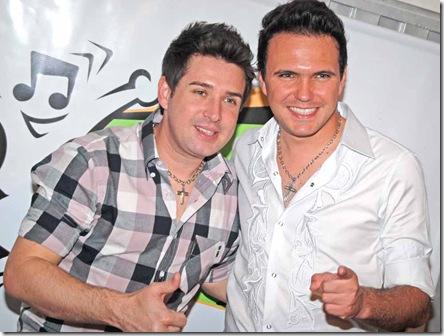Ricardo & João Fernando no Indaiá Fest 2010 (Crédito: Fábio Alexandre)