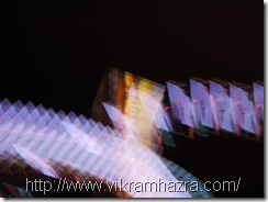 vikram hazra Painting with lights