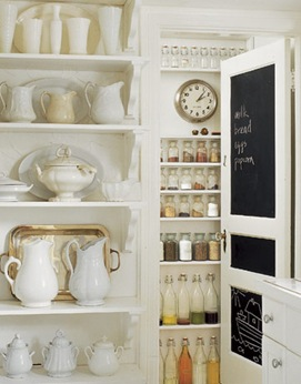 Country Living Kitchen-Pantry-Organize-Storage