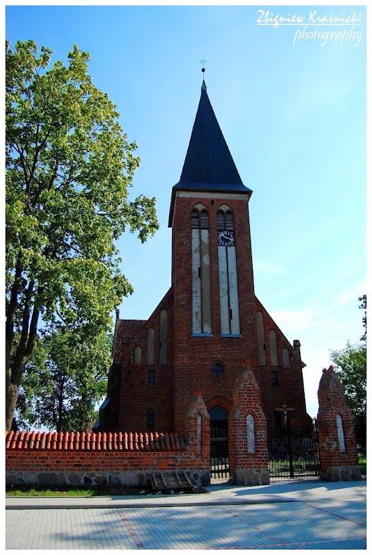 Kościół pw. św. Jana Ewangelisty w Żegotach