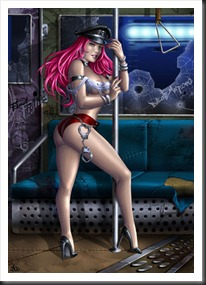 FinalFight_Poison_by_Candra
