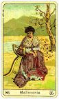 sprirale annuelle avec les sibilla della zingara Malinconia