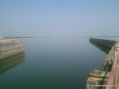 Barajul pe Olt de la Draganesti