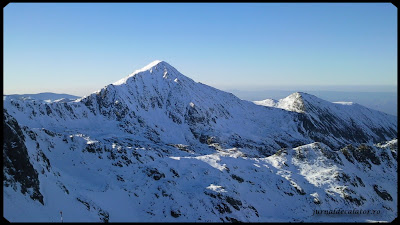 Varful Retezat - 2485 m