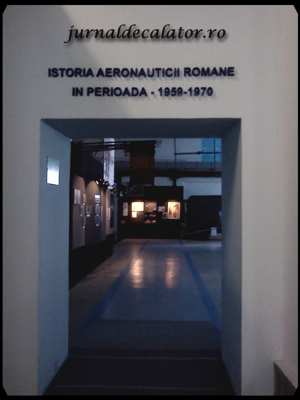 Intrarea in al 2-lea hangar