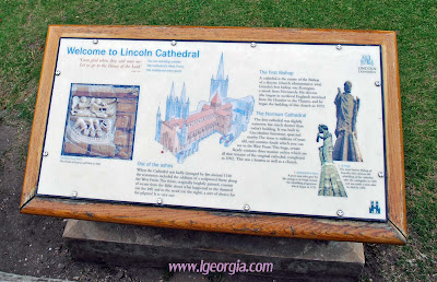 Lincoln Cathedral Information