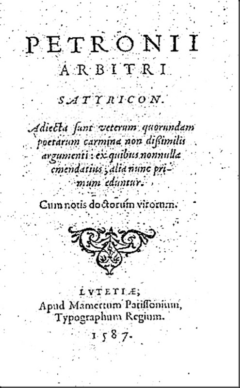 Petroni_Satyricon