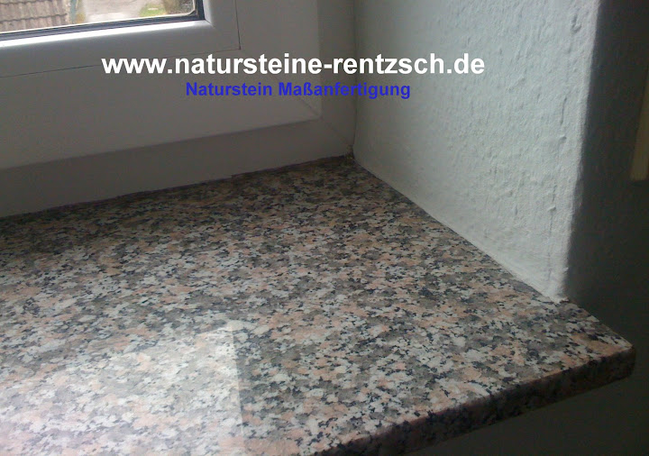 Fensterbank innenfensterbank sohlbank granit naturstein - Fensterbank naturstein granit ...