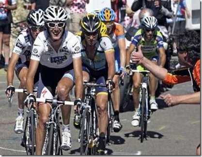 andy schleck ventoux