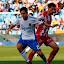 Partido de liga de primera división en La Roamreda Real Zaragoza - Sporting de Gijón.Ánder Herrera