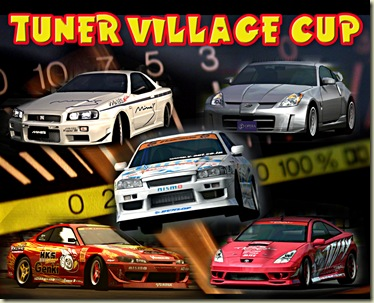 Tuner Vilage Cup-ok2