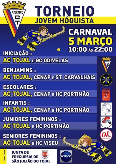 Torneio Carnaval 2011_Poster