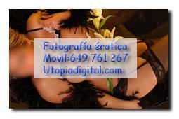 Fotógrafo erótico en Barcelona