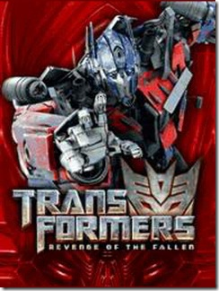Transformers Revenge of the Fallen