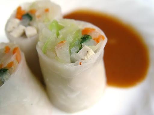 Mu Shu Rolls