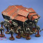 Dark Mechanicus Electropriests and Land Stalker Berzerkers and Land Raider 2.jpg