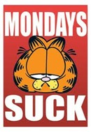 Garfield Mondays