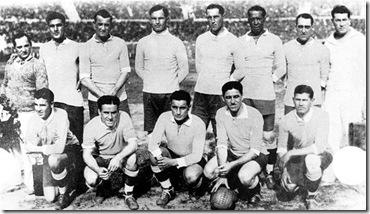 echipa Uruguay 1930