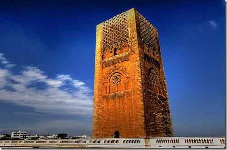 Torre-de-Hassan-Marocco