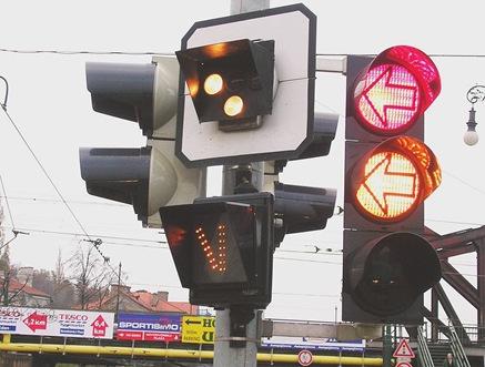 semafor - Cehia
