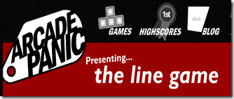 ARCADEPANIC- The Line Game - The original line game, and our first release ever._1281703237624
