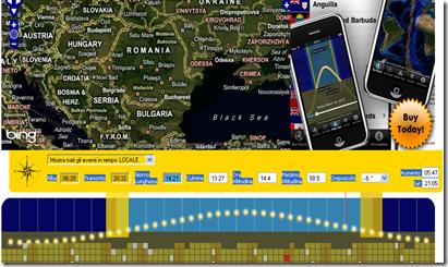 Il Golden Hour Calculator - Alba e Tramonto informazioni per i fotografi_1281801821264