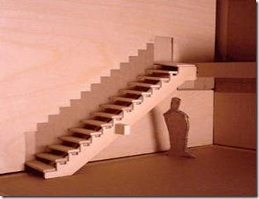 scari  interioare ce dispar