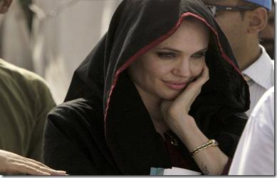 Angelina Jolie -pakistan
