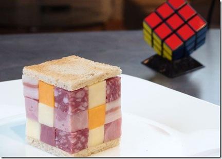 sandwich - cub rubik