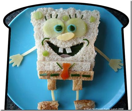 sandwich spongebob