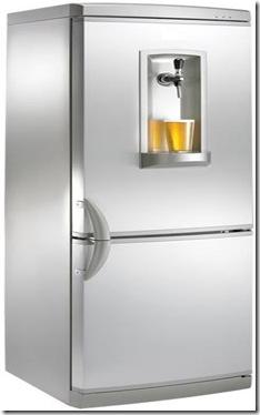 frigider cu dozator de bere