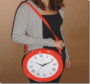geanta dama- time bag