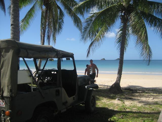 Auto i Playa