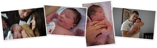 View Rocco's First Photos
