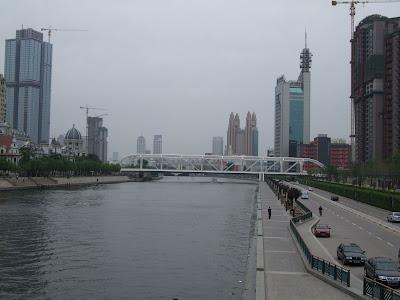 天津海河进步桥