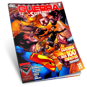 Guerra dos Superman 1