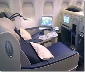 AirFrance-BusinessClass