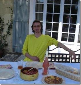 Copy of Le dejeuner avec Pascal