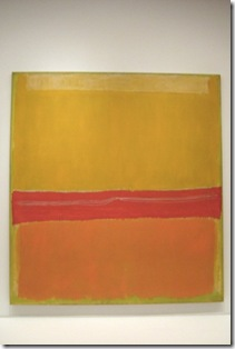 Rothko MoMA