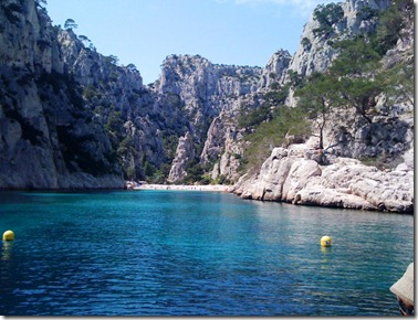 A Calanque in Cassis