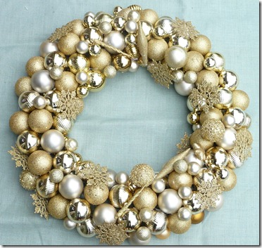 Good as Gold Wreath