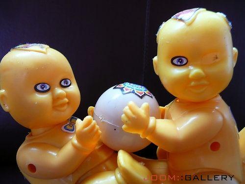 Brinquedos Bizarros Bolinhas